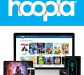 Hoopla Downloadable Media